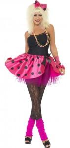 1980s girl costume